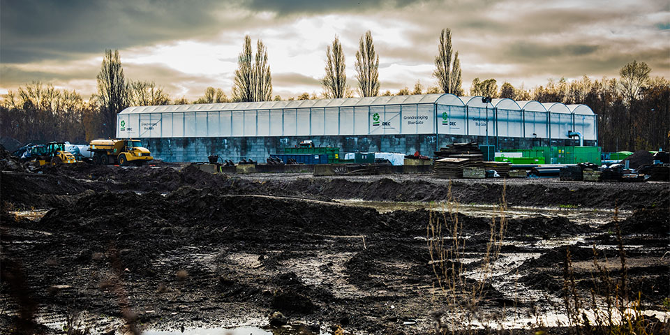 Remediation, redevelopment and commercialisation of the historically polluted Petroleum Zuid site.