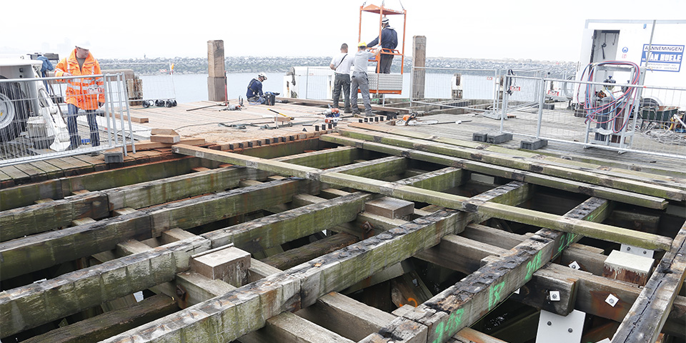 Grond Weg Waterbouw België