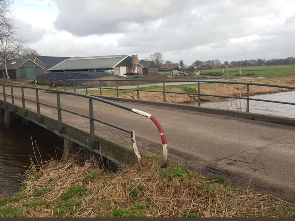 brug Toeslagweg Hardenberg bestaande situatie 01 kopiëren